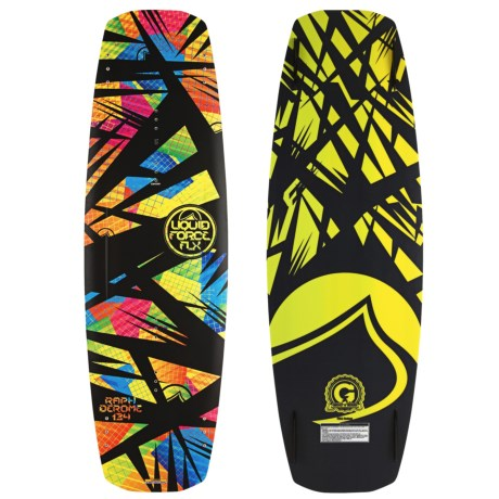 Liquid Force FLX Hybrid Wakeboard