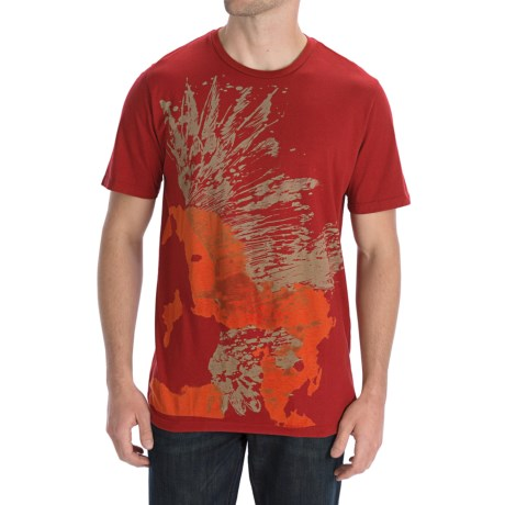 Gramicci Eagle Eye T-Shirt - Organic Cotton, Short Sleeve (For Men)