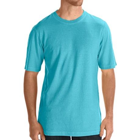 Gramicci Endurance T-Shirt - UPF 20, Hemp-Organic Cotton, Short Sleeve (For Men)