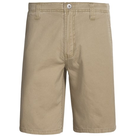 Gramicci Wilson's Creek Shorts - Cotton Twill (For Men)