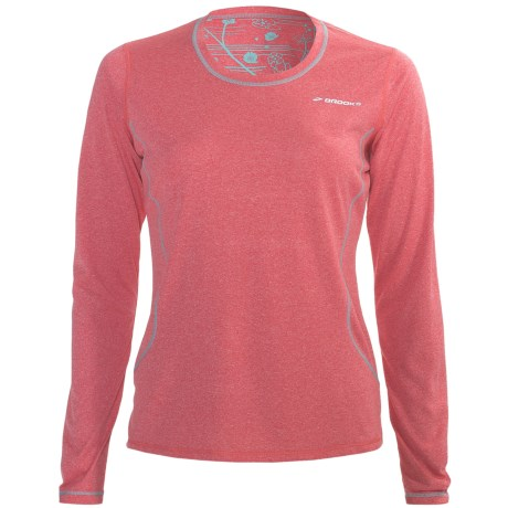 Brooks Versatile EZ Shirt - Long Sleeve (For Women)