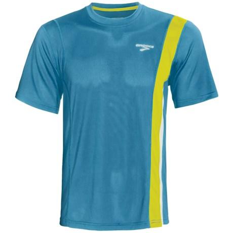 Brooks Rev II Shirt - Short Sleeve (For Men)