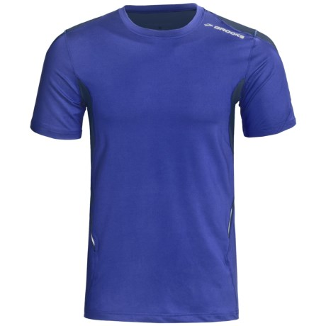 Brooks Equilibrium Shirt - Short Sleeve (For Men)