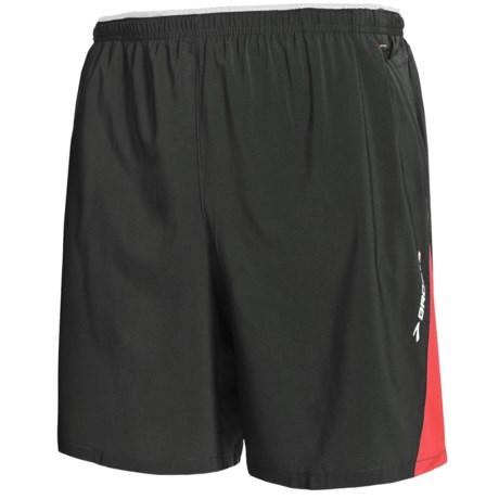 Brooks Rogue Runner III Shorts - Built-In Inner Briefs (For Men)