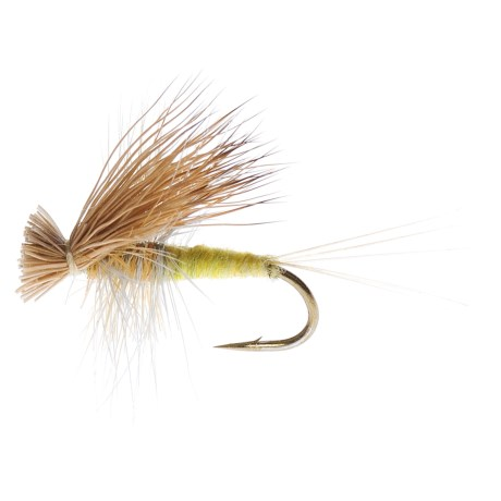 Dream Cast Hairwing Dun Dry Fly - Dozen
