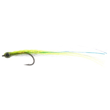 Dream Cast Whitebait Mushy Saltwater Fly - Dozen