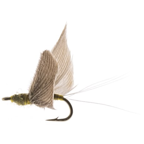 Dream Cast No Hackle Lawson Dry Fly - Dozen