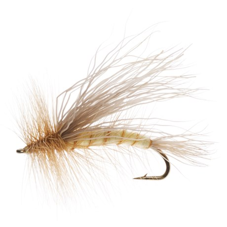 Dream Cast Improved Golden Stonefly Dry Fly - Dozen