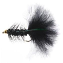 Dream Cast GB Flash-A-Bugger Bead Head Streamer Fly - Dozen