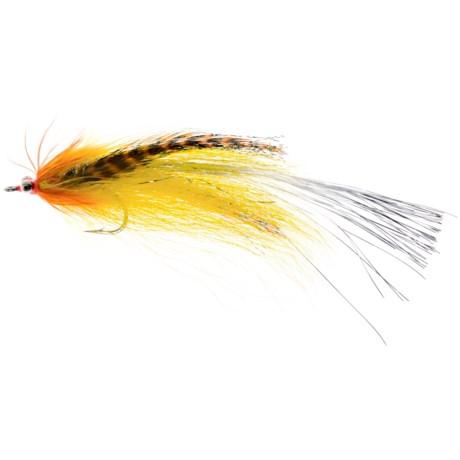 Dream Cast Flashtail Whistler Streamer Fly - Dozen