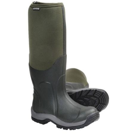 Bogs Footwear Blaze Hi Rubber Boots - Waterproof (For Men)