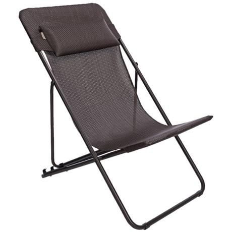 Lafuma Transatube XL Weave Folding Chair