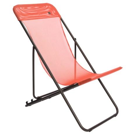 Lafuma Transatube Single Folding Chair