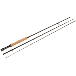 "March Brown Perfection Fly Fishing Rod - 9'6"", 3-Piece"
