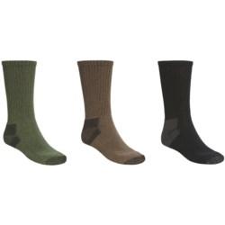 Realtree Crew Socks - 3-Pack (For Men)