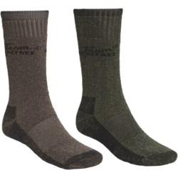 Realtree Heavyweight Socks - 2-Pack, Crew (For Men)