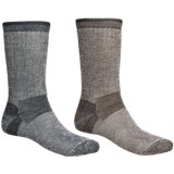Realtree® Merino Wool Blend Socks - 2-Pack, Crew (For Men)