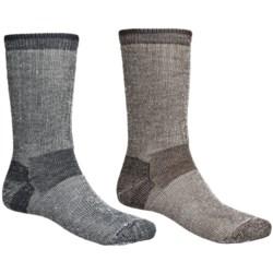 Realtree® Merino Wool Blend Socks - 2-Pack, Crew (For Men)