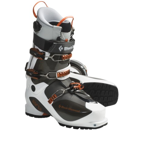 Black Diamond Equipment Prime AT Ski Boots - Dynafit Compatible (For Men and Women)