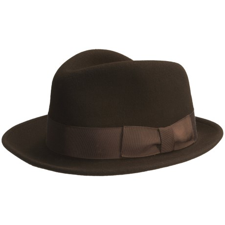 Country Gentleman City Fedora Hat (For Men)