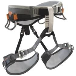 Black Diamond Equipment Aspect Climbing Harness (For Men)