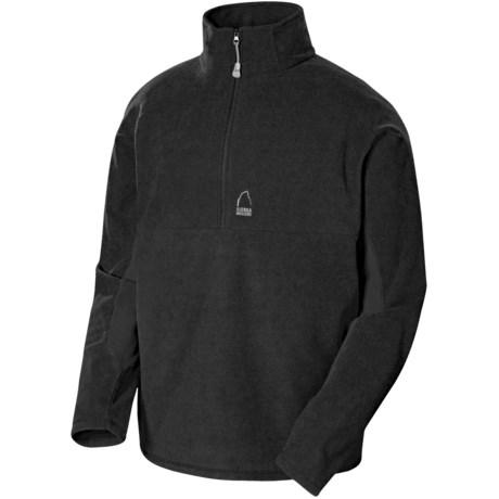 Sierra Designs Frequency Pullover - Zip Neck (For Men)