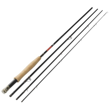 Redington CPX Fly Fishing Rod with Tube - 4-Piece, 3-6wt