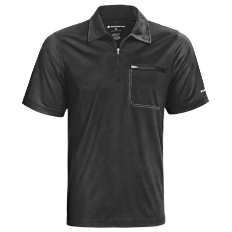 Redington Mazama Fishing Polo Shirt - UPF 30+, Zip Neck, Short Sleeve (For Men)