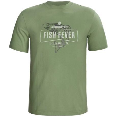 Redington Fish Fever T-Shirt - Organic Cotton, Short Sleeve (For Men)