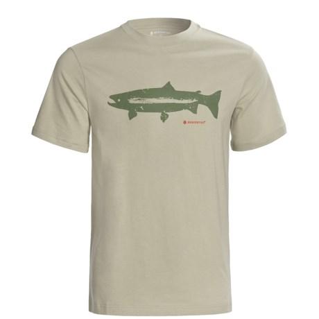 Redington Paleo Fish T-Shirt - Organic Cotton, Short Sleeve (For Men)