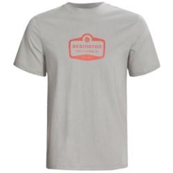 Redington Redington Logo T-Shirt - Organic Cotton, Short Sleeve (For Men)