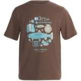 Redington Tackle T-Shirt - Organic Cotton, Short Sleeve (For Kids)