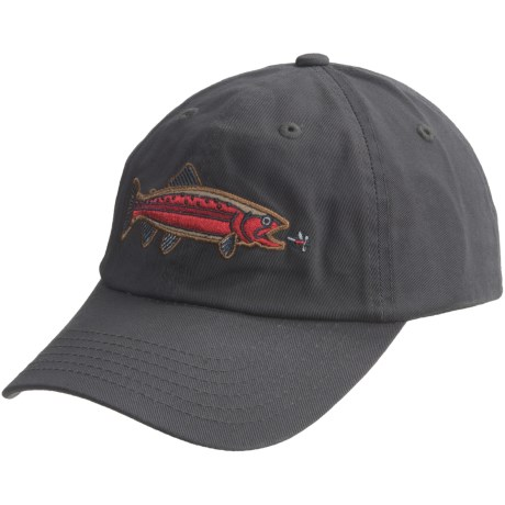 Redington Fish & Fly Hat (For Men and Women)