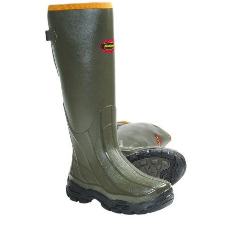 "LaCrosse Alphaburly Sport Hunting Boots - 18"", Waterproof, Insulated (For Men)"