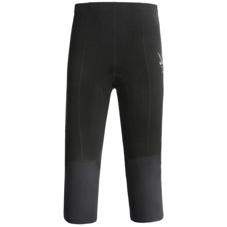 Ibex El Fito Three-Quarter Cycling Knickers - Merino Wool (For Men)