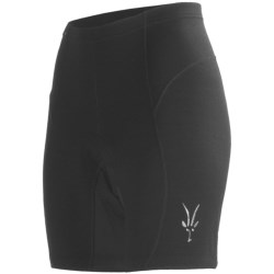Ibex Calais Cycling Shorts - Merino Wool (For Women)