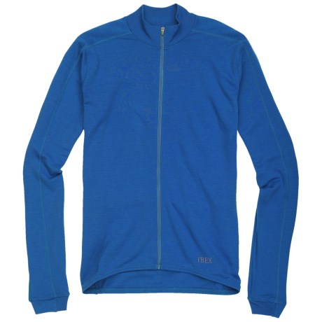 Ibex Giro Cycling Jersey - Merino Wool, Long Sleeve (For Men)
