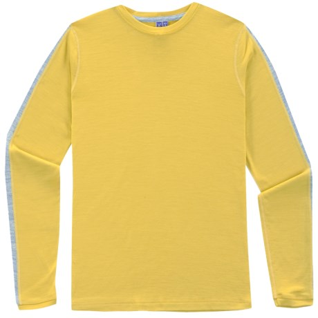 Ibex Indie Base Layer Top - Merino Wool, Long Sleeve (For Women)