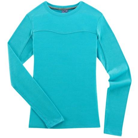 Ibex Zepher Base Layer Top - Merino Wool, Long Sleeve (For Women)