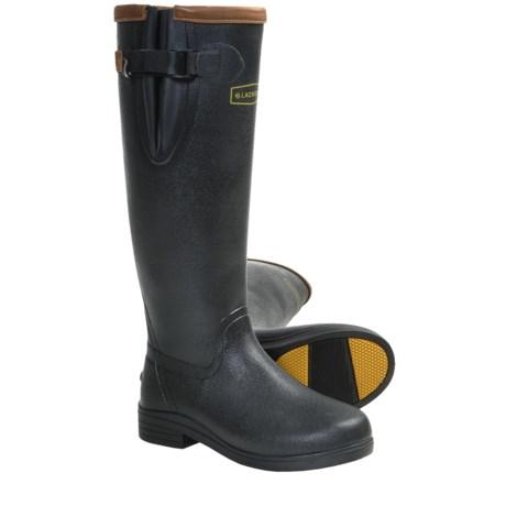 """LaCrosse Alphafilly 16"""" Boots - Waterproof Rubber (For Women)"""