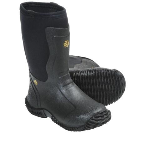 LaCrosse Alpha Mudlite Hunting Boots - Waterproof (For Kids)