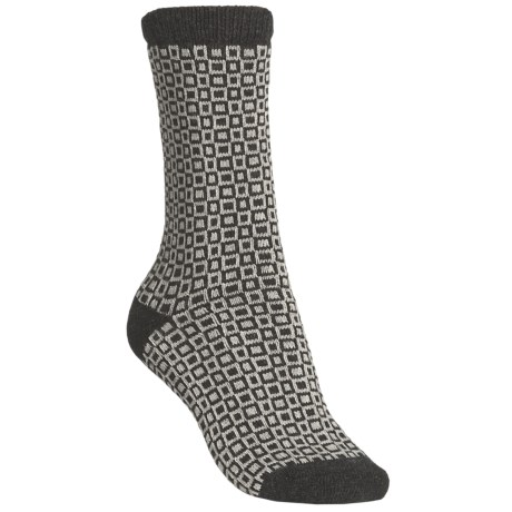 b.ella Pepper Socks - Wool-Cashmere Blend, Crew (For Women)