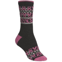 b.ella Sheila Socks - Wool-Cashmere Blend, Crew (For Women)