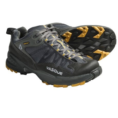 Vasque Velocity Gore-Tex® Trail Running Shoes - Waterproof (For Men)