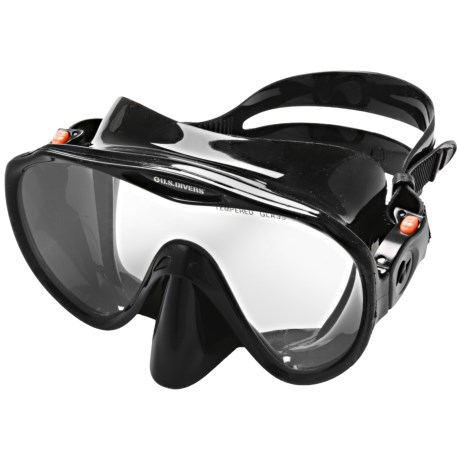 U.S. Divers Malibu LX Mask (For Men and Women)