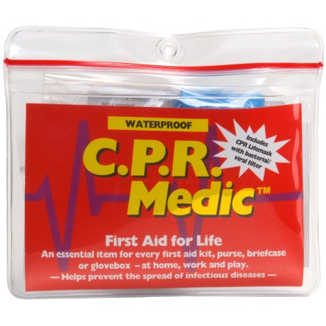 Adventure Medical Kits C.P.R. Medic First Aid Kit