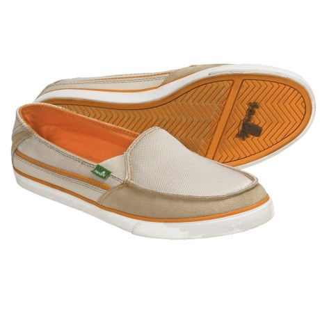 Sanuk Standard Streaker Shoes (For Women)