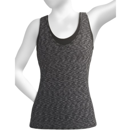 lucy Cross-Country Cutie Tank Top - Built-In Bra (For Women)