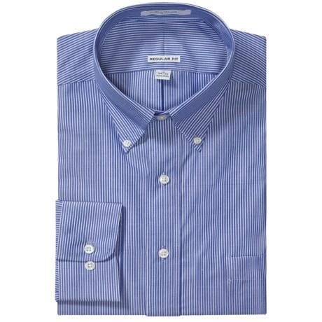 Button-Down Dress Shirt - Long Sleeve (For Men)