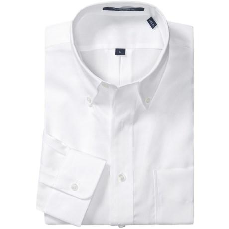 Button-Down Sport Shirt - Long Sleeve (For Men)
